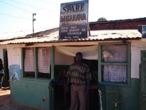 George Mvike (Lugarawa)