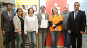 Verleihung Bürgerpreis am 02.11.2017