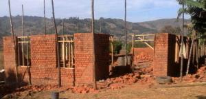Neuer Kindergarten in Mlangali